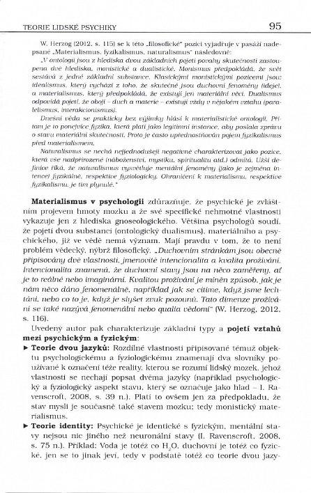 Náhled Obecná psychologie
