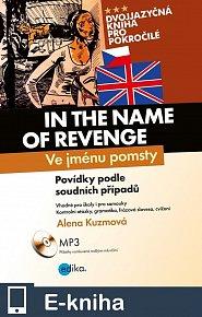 Ve jménu pomsty - In the Name of Revenge (E-KNIHA)