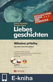 Milostné příběhy - Liebesgeschichten (E-KNIHA)
