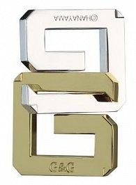 Hlavolam Hanayama Gold - G&G