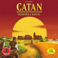 Catan - Osadníci z Katanu nové