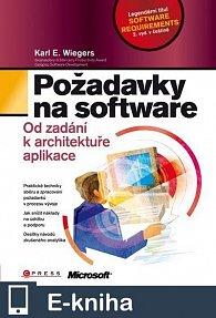 Požadavky na software (E-KNIHA)