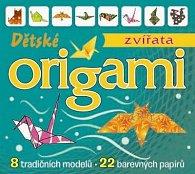 Dětské origami ZVÍŘATA I.