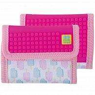 Pixie Peněženka PXA-10 neon růžová/zmrzlina