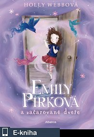 Emily Pírková a začarované dveře (E-KNIHA)