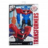Transformers 30 cm vysoký Transformer se zvukovými a světeln