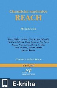 Chemická směrnice REACH (E-KNIHA)