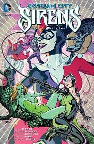 Gotham City Sirens: Book Two