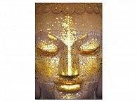 Puzzle Budha zlatá tvář 500 dílků