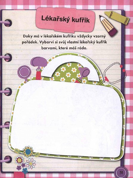 Náhled Doktorka Plyšáková - Můj zápisník