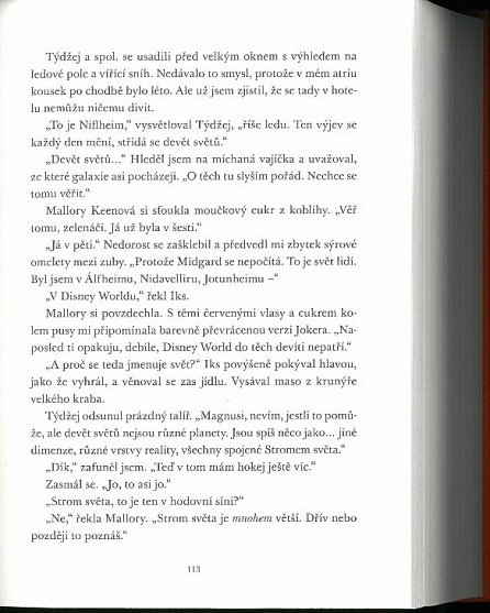 Náhled Magnus Chase a bohové Ásgardu – Prastarý meč