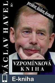 Václav Havel - Vzpomínková kniha (E-KNIHA)