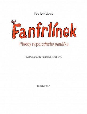 Náhled Fanfrlínek - Příhody neposedného panáčka