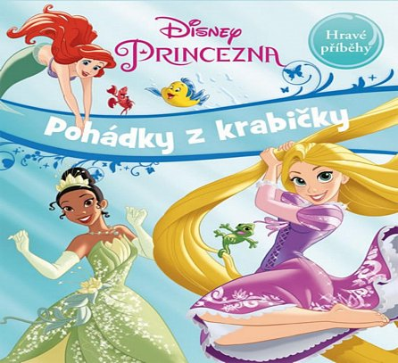 Náhled Princezna - Pohádky z krabičky