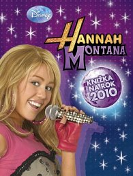 Hannah Montana Knižka na rok 2010