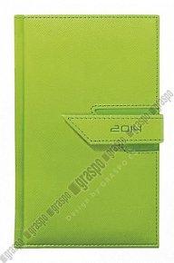 Diář 2014 - Agama zelená - Kapesní
