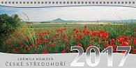 Kalendář 2017 - České středohoří - stolní