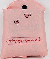 Nákupní taška skládací Dívka - Happy Spirit Design