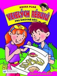 Kniha plná veselých rébusů pro šikovné děti