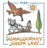 Domalovánky Josefa Lady Ptáci