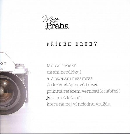 Náhled Moje Praha + CD
