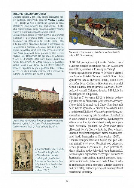 Náhled ŠTERNBERKOVÉ, panský rod v Čechách a na Moravě