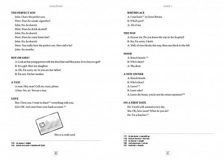 Náhled Speak English 1 - About students life A0-A1, úplný začátečník