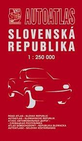 Slovenská republika 1 : 250 000