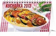 Kalendář 2013 stolní - Kuchařka pro dceru, 23,1 x 14,5 cm