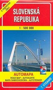 Slovenská republika 1 : 500 000