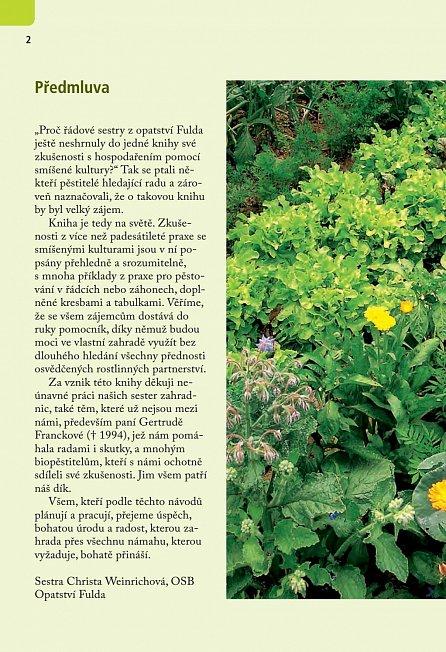 Náhled Kombinování rostlin - Smíšená kultura v praxi