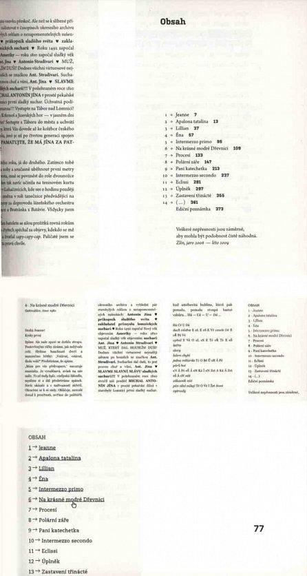 Náhled Knihy a typografie