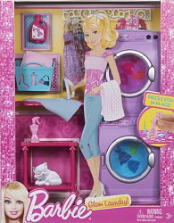 Barbie pokojíček