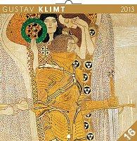 Kalendář 2013 poznámkový - Gustav Klimt, 30 x 60 cm
