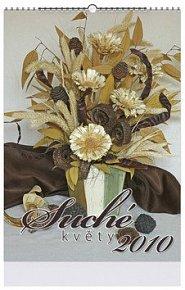 Suché květy 2010 - nástěnný kalendář