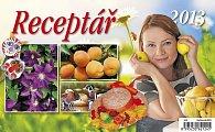 Kalendář stolní 2013 - Receptář