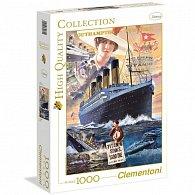 Puzzle 1000 dílků Titanic