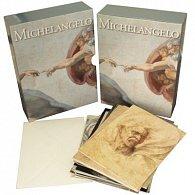 Michelangelo - sada 30 přání