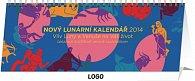 Kalendář 2014 - Nový lunární - stolní