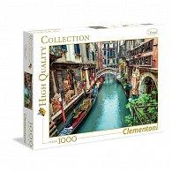 Puzzle 1000 dílků Venice kanál