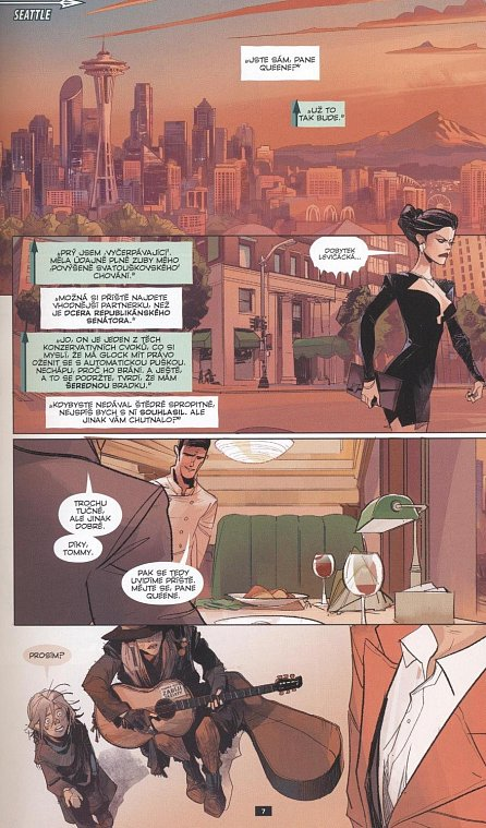 Náhled Green Arrow 1 - Smrt a život Olivera Queena