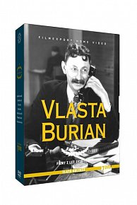 Vlasta Burian 3. - Zlatá kolekce - 7DVD