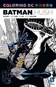 Coloring DC: Batman - Hush Vol. 1