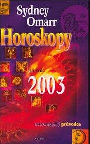 Horoskopy na rok 2003