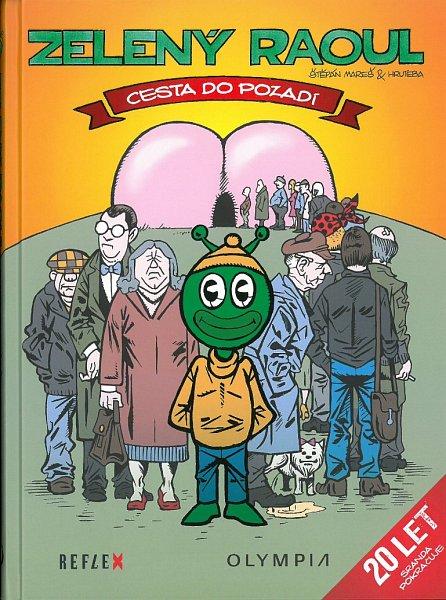 Náhled Zelený Raoul - Cesta do pozadí