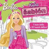 Barbie Kniha šablón