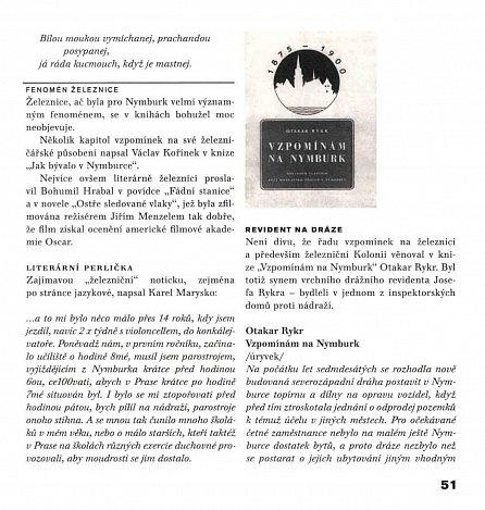 Náhled Nymburk literární