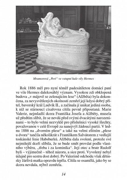 Náhled Mé srdce je z kamene - Temná stránka císařovny Alžběty