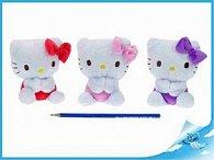Hello Kitty plyšová 15cm
