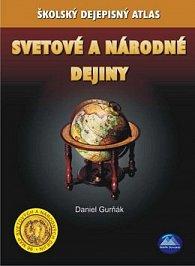 Svetové a národné dejiny Školský dejepisný atlas